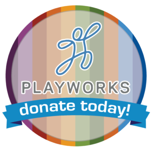playworks donation button